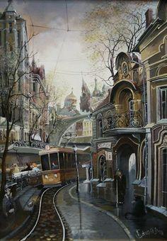 tr-art- 1: Alexander Starodubov