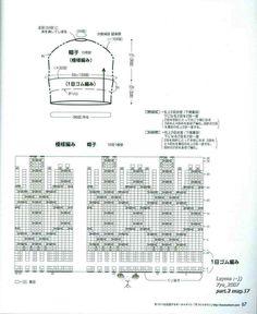 【日文】KNIT--棒针编织 - 紫苏 - 紫苏的博客