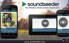 Come ascoltare musica su più dispositivi Android Quando vi trovate con un gruppo di amici appassionati di musica e volete ascoltare contemporaneamente una canzone per parlarne insieme e magari l'audio del vostro smartphone non consente di far goder #musica #android