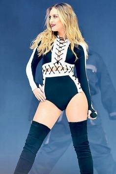 she slayed this outfit