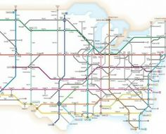 How to Design Transit Map-Style Graphics