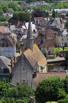 Argenton-sur-Creuse (Indre)   par sybarite48