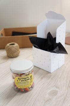Packaging berlingots Atelier Fleur de Mai