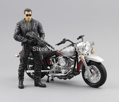 """(NO box)Free Shipping NECA The Terminator 2 Action Figure T800 Cyberdyne Showdown PVC Figure Toy 7""""18cm MVFG132-in Action & Toy Figures from Toys & Hobbies on Aliexpress.com   Alibaba Group"""