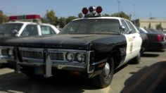 Los Angeles County Sheriff's Department patrol car (old-school)
