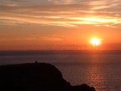 Rhossili Bay has been voted amongst the best beaches in the world with the iconic Worms Head. It has to be seen to be fully appreciated. Rhossili Bay, Gower Peninsula, Beaches In The World, Sunsets, Celestial, Holiday, Outdoor, Outdoors, Vacations