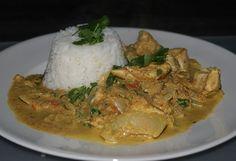 Curry met kip en pistache - More than cooking