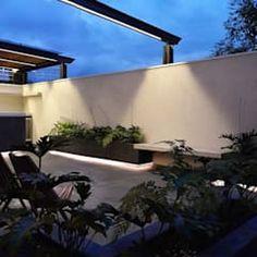 Balcones y terrazas de estilo moderno de kuloğlu orman ürünleri moderno Outdoor Decor, Home Decor, Granite, Balconies, Parking Lot, Cottage, Decks, Decoration Home, Room Decor