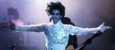 Pop music icon Prince, known for hit songs like 'Purple Rain,' 'Kiss,' 'Little Red Corvette,' lived a life of producing legendary music and rocking boundary-pushing fashion prior to his April death. Take a look back at his prolific life and career. Purple Rain, Deep Purple, Prince Paisley Park, Prince Dead, My Prince, Prince Rogers Nelson, Best Prince Songs, Princes Fashion, Evolution Of Fashion
