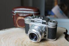 Braun Super Paxette 35mm Rangefinder  With by HudsonVintageHome