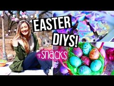 ▶ DIY Easter & Sprin