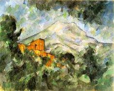 paul Cézanne la montagne sainte victoire – RechercheGoogle Paul Cézanne, Reproduction, Landscape Paintings, Landscapes, Les Oeuvres, Marcel, Rue, Google, France