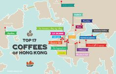 Best coffee joints in HK, in case you were curious.