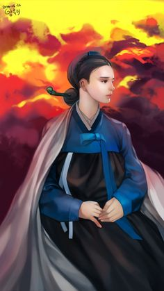 Hanbok Ladies by lemonblam66 on DeviantArt