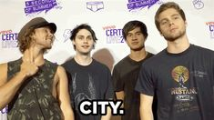 City or suburbs? | The Boys Of 5SOS Answered The Questions We've Been Dying To Know