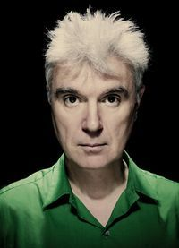 David Byrne and The Talking Heads are one of favorite groups of all times. In my humble opinion David Byrne is nothing short of genius. He never stops inspiring me.