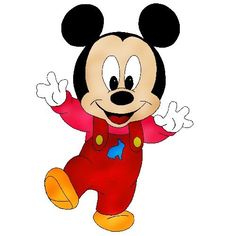 Baby Mickey Mouse Disney Cartoon Clip Art Images On A Transparent Background Mickey Mouse Clipart, Mickey Cartoons, Mickey Mouse Images, Disney Clipart, Mickey Mouse Cartoon, Mickey Mouse And Friends, Baby Cartoon, Clipart Baby, Minnie Mouse