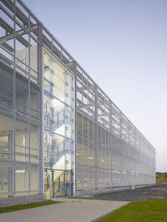 Neubau Parkhaus SMA / HHS Planer + Architekten AG 5 © Constantin Meyer