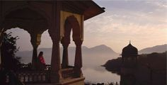 Morning Hindu Prayers in Rajasthan - India. #Hindu #architecture