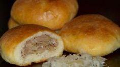 Kapustníky Hamburger, Bread, Snacks, Cooking, Food, Kitchen, Appetizers, Brot, Essen