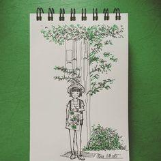 lost #mekaworks #drawing