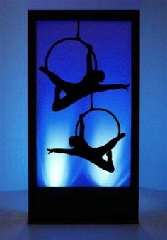 Event Prop Hire: Circeaux Silhouette Panel Prop 01