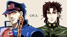 Jojo's Bizarre Adventure, Jojo Parts, Jotaro Kujo, Cursed Child, Ova, Dear God, Jojo Bizarre, Manga Anime, Fan Art