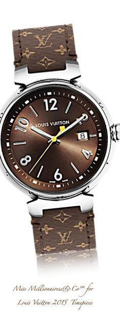 Louis Vuitton 2015 Timepiece