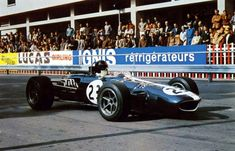 Dan Gurney, Eagle-Weslake T1G, 1967 Monaco GP, Monte Carlo