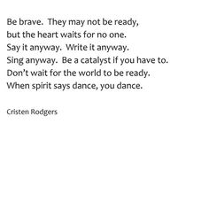 #bravery #courage #authenticity #poetry #amwriting