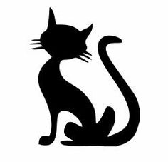 Check out this item in my Etsy shop https://www.etsy.com/listing/248379244/cat-decal-for-cars-and-walls-halloween