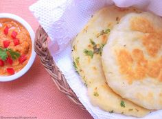 Recipe: No-Knead Skillet (Yeast) Flatbread - Cakes And More