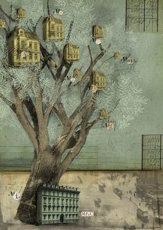 <3 White & Grey Memories: ART A CASA: Lars henkel <3