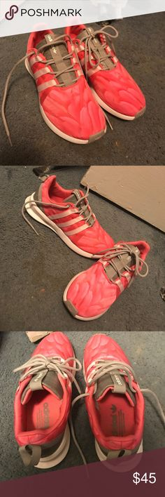 Adidas running shoes Adidas running shoes, in great condition adidas Shoes Athletic Shoes