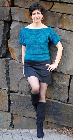 Great Gansey : Knitty.com - First Fall 2016