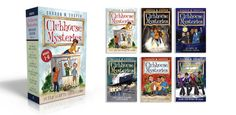 Best beginner chapter book series: The Clubhouse Mysteries by Sharon M. Draper