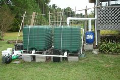 show me your rain barrel system Emergency Preparedness, Survival, Rain Barrel System, Water Barrel, Water Collection, Water Sources, Water Storage, Outdoor Furniture Sets, Outdoor Decor