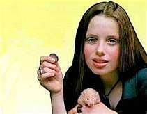 The queens nose: A Cbbc series adapted from the novels by Dick King Smith about a young girl that has a magical 50 pence piece and when you rub the queens nose it grants you wishes 1995-2003