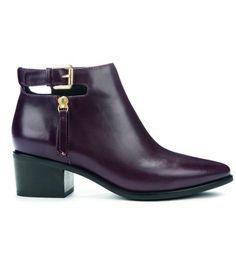 Chaussures hiver 2015 : des bottines Geox