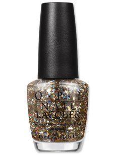 Opi when monkeys fly nail polish- over black it looks great! I got it at ulta!