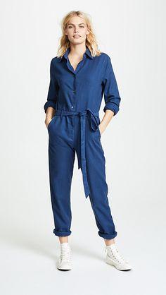 91b4830dbc62 Baldwin Denim Rosie Jumpsuit. Baldwin DenimPlaysuit RomperJumpsuits For  WomenShortsBlueFashion ...