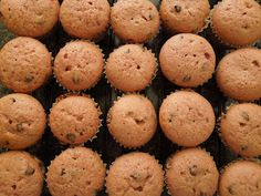 RECIPE: Strawberry Chocolate Chip Muffins