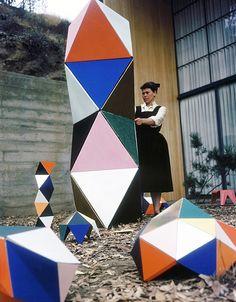 Ray Eames <3