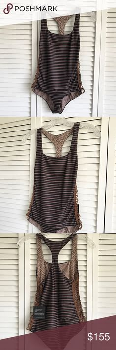 WEEKEND SALE❣️Acacia Dark Classic One Piece Brand new, never worn.  Acacia Ipanema in Dark Classic.  Bought off another seller but I ended up finding a different suit.  Size Small.  Liner in tact.  Tags attached.  Last 2 pics are to show the color and cut.  Please lmk if you have any questions.🌻 acacia swimwear Swim One Pieces