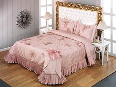How to choose a bedspread for bedroom-04