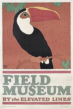 Ervine Metzl, Field Museum, by the Elevated Lines - Numbered Limited Edition