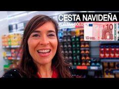 RETO: Cesta Navideña por tan solo 10€ - YouTube