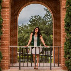 Baylor Senior Pictur