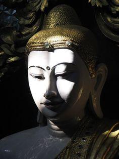Buddha statue, Myanmar.