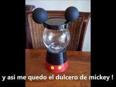 Resultado de imagen para mesa de dulces de mickey mouse